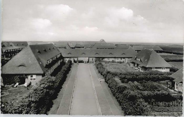 Westerland Sylt Westerland Nordsee-Sanatorium x / Westerland /Nordfriesland LKR