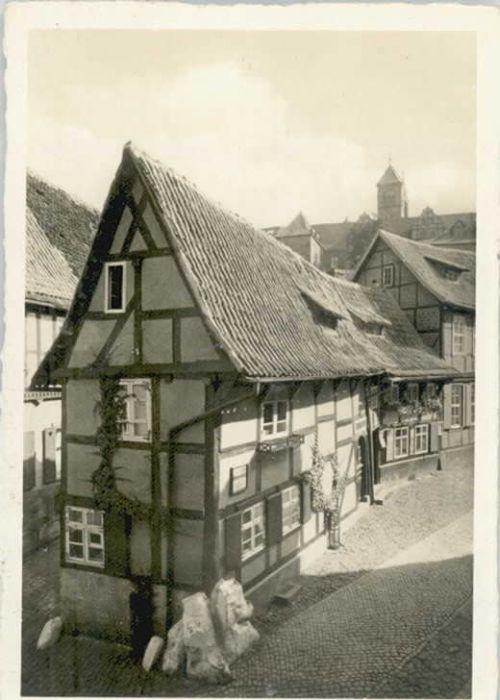 Quedlinburg Quedlinburg Finkenherd x / Quedlinburg /Harz LKR