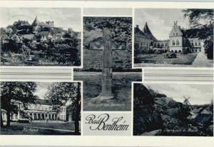 Bad Bentheim Bad Bentheim Kurhaus Schlosshof x / Bad Bentheim /Grafschaft Bentheim LKR