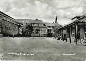 Hermannsburg Hermannsburg Christianschule * / Hermannsburg /Celle LKR