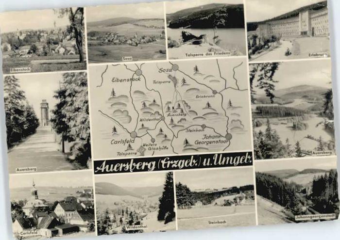 Carlsfeld Erzgebirge Carlsfeld Erzgebirge Auersberg Johann-Georgenstadt x / Eibenstock /Erzgebirgskreis LKR