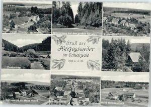 Herzogsweiler Herzogsweiler Zinsbachtal Noerdlinger Huette x / Pfalzgrafenweiler /Freudenstadt LKR