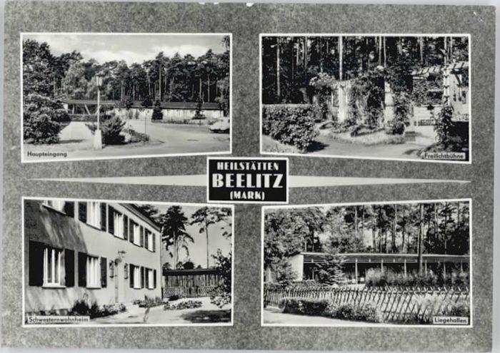 Beelitz Mark Beelitz Mark  x / Beelitz /Potsdam-Mittelmark LKR