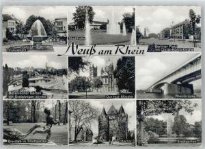 Neuss Neuss  x / Neuss /Rhein-Kreis Neuss LKR