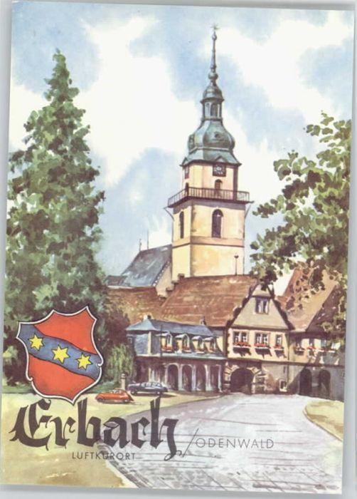 Erbach Odenwald Erbach Odenwald  * / Erbach /Odenwaldkreis LKR