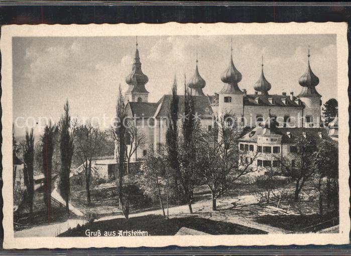 Artstetten Poebring Schloss Kat. Artstetten Poebring