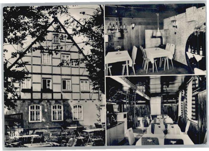 AK Wernsdorf b. Glauchau, Blick in eine Strasse der Ortschaft Nr ...