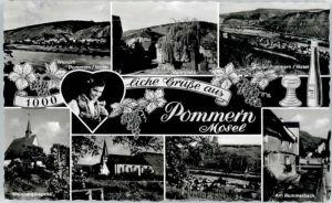 Pommern Mosel Pommern Mosel Weinbergskapelle x / Pommern /Cochem-Zell LKR