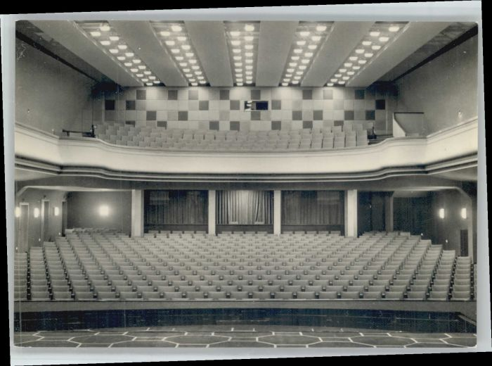 Rostock Mecklenburg-Vorpommern Rostock Volkstheater * / Rostock /Rostock Stadtkreis