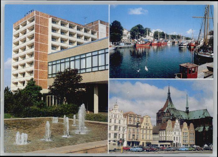 Rostock Mecklenburg-Vorpommern Rostock Hotel Warnow * / Rostock /Rostock Stadtkreis