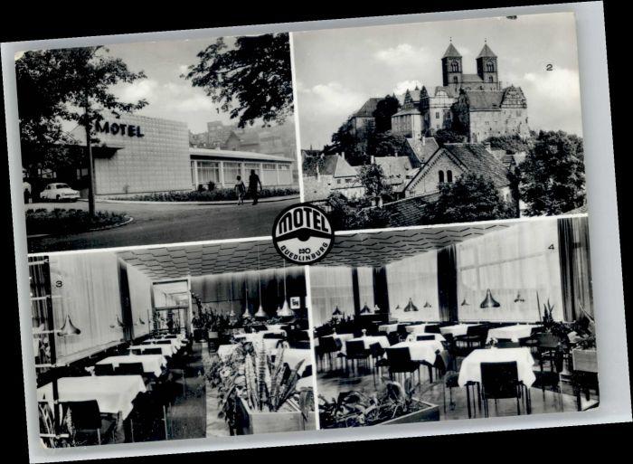 Quedlinburg Quedlinburg Motel  x / Quedlinburg /Harz LKR