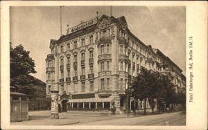 Berlin Berlin Hotel Habsburger Hof x / Berlin /Berlin Stadtkreis