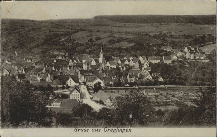 Creglingen Creglingen  x / Creglingen /Main-Tauber-Kreis LKR