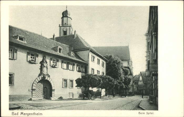 Bad Mergentheim Bad Mergentheim  * / Bad Mergentheim /Main-Tauber-Kreis LKR