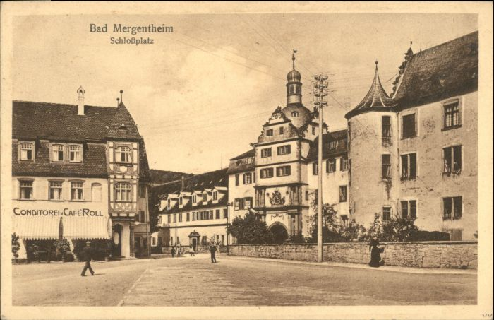 Bad Mergentheim Bad Mergentheim  x / Bad Mergentheim /Main-Tauber-Kreis LKR