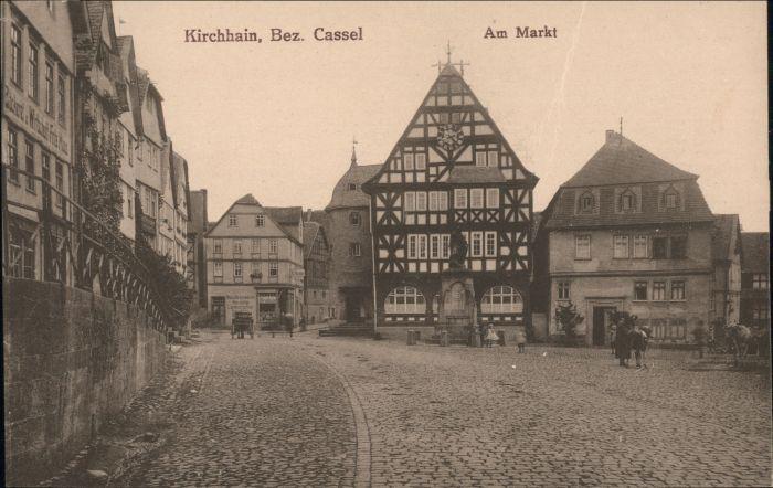 Kirchhain Hessen Kirchhain  * / Kirchhain /Marburg-Biedenkopf LKR