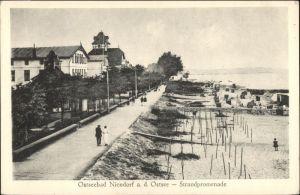 Niendorf Ostseebad Niendorf Ostseebad Strandpromenade * / Timmendorfer Strand /Ostholstein LKR