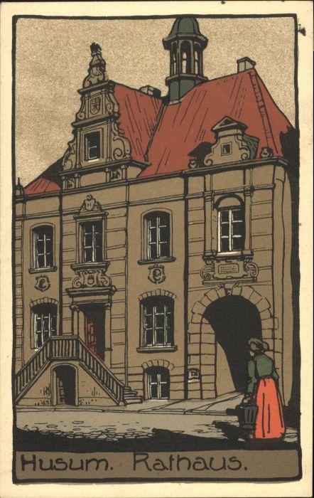 Husum Nordfriesland Husum Rathaus x / Husum /Nordfriesland LKR