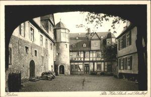 Herborn Hessen Herborn Schulhof * / Herborn /Lahn-Dill-Kreis LKR