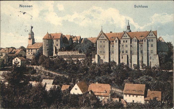 Nossen Nossen Schloss x / Nossen /Meissen LKR