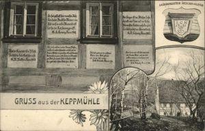 Dresden Dresden [Verlag Paul Heine] Keppmuehle * / Dresden /Dresden Stadtkreis