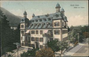 Bad Ems Bad Ems Hotel vier Tuerme x / Bad Ems /Rhein-Lahn-Kreis LKR