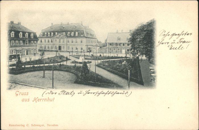 Herrnhut Herrnhut  * / Herrnhut /Goerlitz LKR