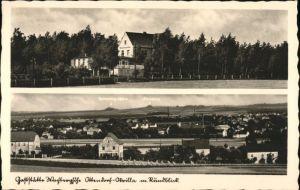 Ottendorf-Okrilla Ottendorf-Okrilla Gaststaette Wachberghoehe x / Ottendorf-Okrilla /Bautzen LKR