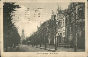 Gelsenkirchen Gelsenkirchen Weststrasse x / Gelsenkirchen /Gelsenkirchen Stadtkreis