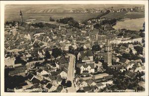 Straubing Straubing Fliegeraufnahme x / Straubing /Straubing Stadtkreis