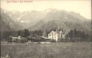 Bayerisch Gmain Bayerisch Gmain  * / Bayerisch Gmain /Berchtesgadener Land LKR