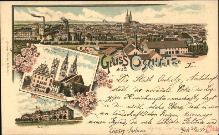 Oschatz Oschatz  * / Oschatz /Nordsachsen LKR