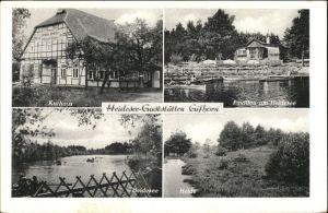 Gifhorn Gifhorn Heidesee Gaststaette  x / Gifhorn /Gifhorn LKR