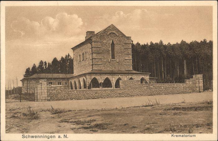 Villingen-Schwenningen Villingen-Schwenningen Krematorium * / Villingen-Schwenningen /Schwarzwald-Baar-Kreis LKR