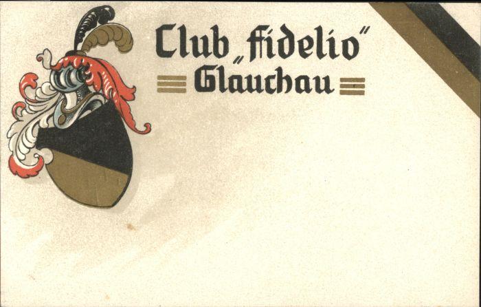 Glauchau Glauchau Club Fidelio * / Glauchau /Zwickau LKR