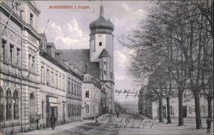 Marienberg Erzgebirge Marienberg  x / Marienberg /Erzgebirgskreis LKR