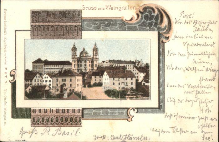 Weingarten Wuerttemberg Weingarten Wuerttemberg  x / Weingarten /Ravensburg LKR