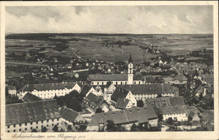 Ochsenhausen Ochsenhausen Fliegeraufnahme * / Ochsenhausen /Biberach LKR