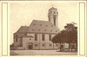 Sachsenhausen Frankfurt Sachsenhausen Frankfurt  Lukas Kirche  * / Frankfurt am Main /Frankfurt Main Stadtkreis