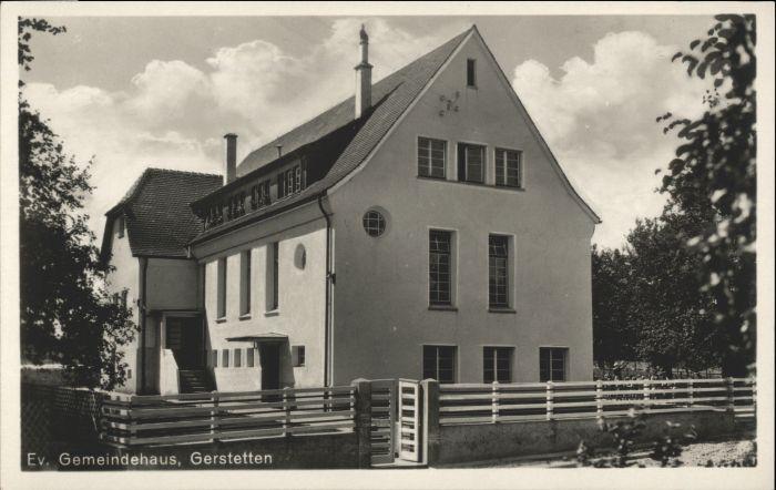 Gerstetten Gerstetten Gemeindehaus * / Gerstetten /Heidenheim LKR