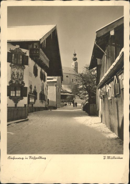 Ruhpolding Ruhpolding  x / Ruhpolding /Traunstein LKR
