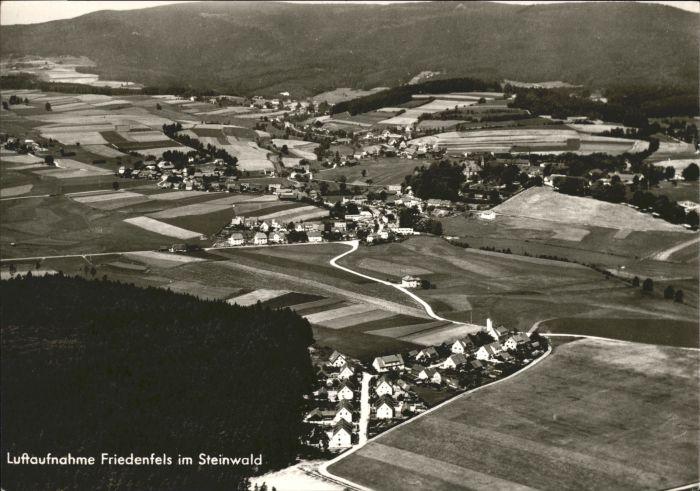 Friedenfels Friedenfels Fliegeraufnahme * / Friedenfels /Tirschenreuth LKR