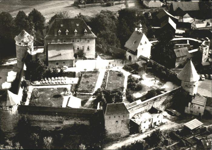 Hohenberg Eger Hohenberg Eger Burg * / Hohenberg a.d.Eger /Wunsiedel LKR