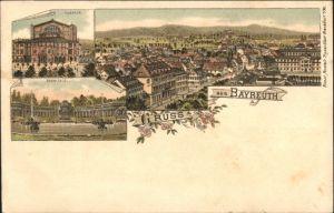 Bayreuth Bayreuth Theater Eremitage * / Bayreuth /Bayreuth LKR