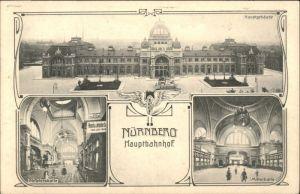 Nuernberg Nuernberg Bahnhof x / Nuernberg /Nuernberg Stadtkreis