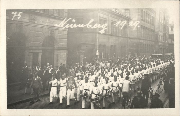 Nuernberg Nuernberg Musik * / Nuernberg /Nuernberg Stadtkreis