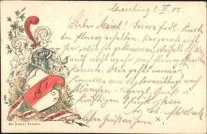 Straubing Straubing [handschriftlich]  x / Straubing /Straubing Stadtkreis