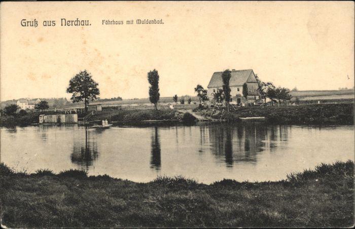 Nerchau Nerchau Faehrhaus Muldenbad * / Nerchau /Leipzig LKR