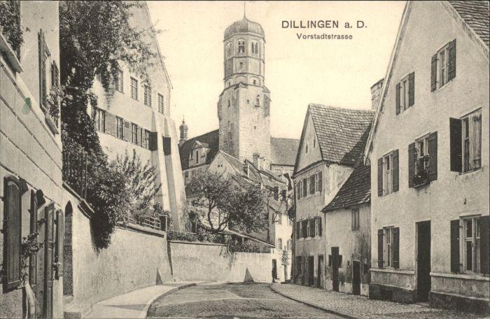 Dillingen Donau Dillingen Donau Vorstadtstrasse x / Dillingen a.d.Donau /Dillingen Donau LKR