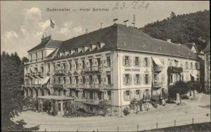 Badenweiler Badenweiler Hotel Sommer * / Badenweiler /Breisgau-Hochschwarzwald LKR